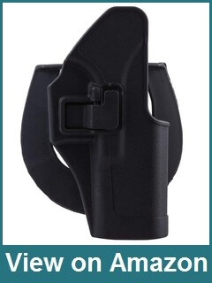 AGPTEK Tactical Right Hand Drop Leg Holster for Glock 17