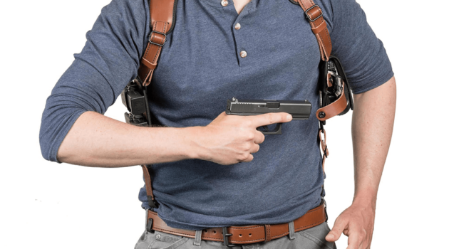 Most Comfortable 5 Best Shoulder Holster Reviews 2018
