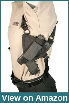Blackhawk Angle Draw Shoulder Holster