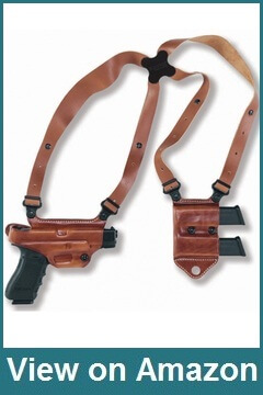 Galco Miami Classic II Shoulder Holster for 1911
