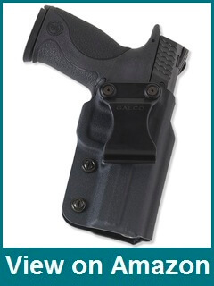 Galco Triton Kydex IWB Holster for Glock 19