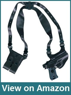 Gould & Goodrich Shoulder Holster for Glock 17