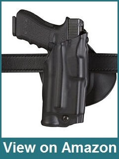 Safariland Glock 17 Paddle Holster with ITI M3, TLR-1, Insight XTI
