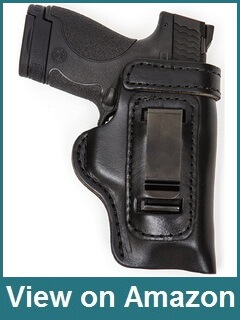 Concealed Carry IWB Holster for Glock 19 23 32 36
