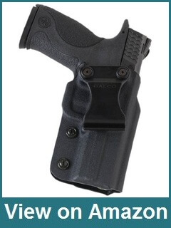 Galco Triton Kydex IWB Holster for S&W M&P 9