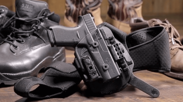 The 7 Best Ankle Holsters of 2018