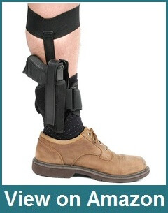 Blackhawk Ankle Holster Review