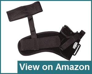 Uncle Mike's Concealment Kodra Nylon Ankle Holster