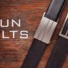 Reviews of the Best Gun Belts for Concealed Carry