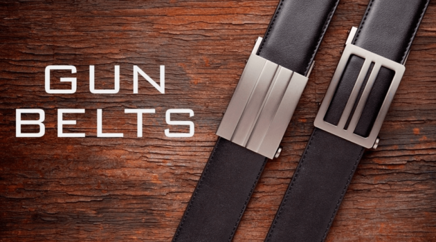 Best Gun Belts for Concealed Carry
