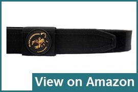 IPSC & USPSA and 3 Gun Shooting Competition Belt