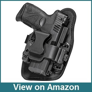 Alien Gear ShapeShift Appendix Carry Holster Review