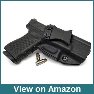 Concealment Express Appendix Carry KYDEX Holster Review