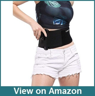 LIRISY Belly Band Holster Review