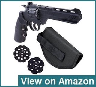 Crosman Vigilante 357 CO2 Air Pistol Kit