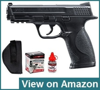 Smith Wesson MP CO2 Pistol