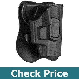 CYTAC Sig P365 OWB Paddle Holster Review