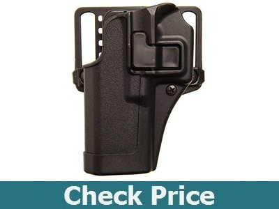BLACKHAWK SERPA CQC Concealment Holster for Sig P320 Compact