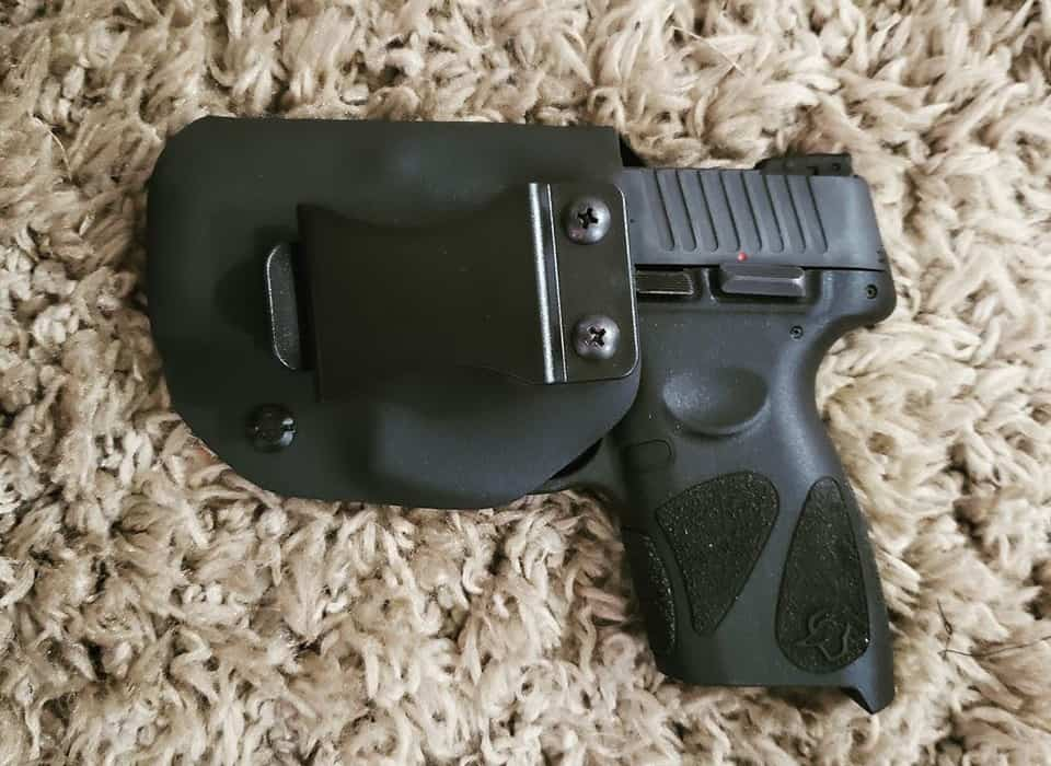 Best Concealed Carry Holster for Taurus Millennium PT111 G2 & Taurus G2C