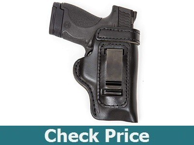 Pro Carry Taurus PT111 HD IWB Leather Conceal Carry Holster