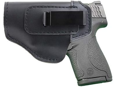 Fast gunman Holster IWB Leather Holster for Glock 19