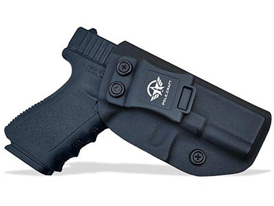 PoLe.Craft Kydex IWB Holster for Glock 19 19X