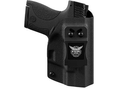 We The People IWB Kydex Holster for Glock 19 19X (Gen 3 4 5)