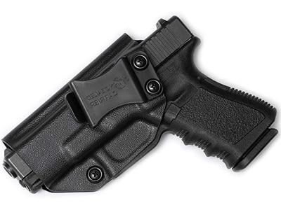 Best IWB Holster for Glock 17 22