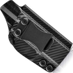Concealment Express IWB KYDEX Holster (Carbon Fiber Black)