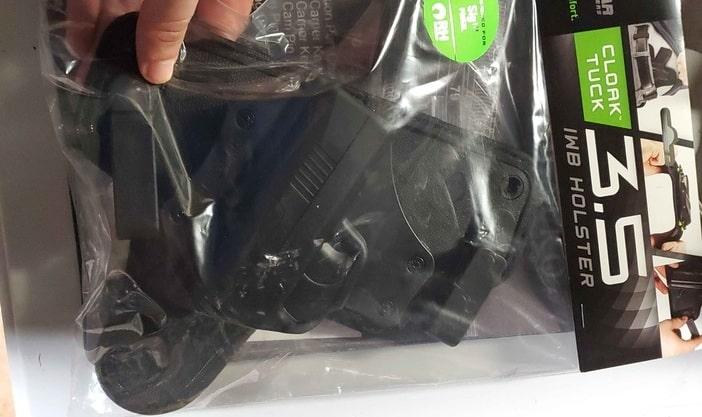 Alien Gear Cloak Tuck 3.5 IWB Holster Package
