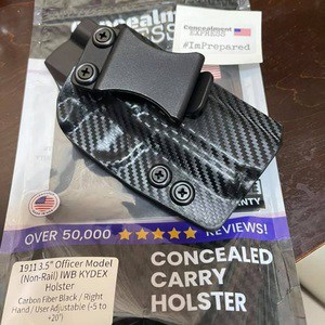 Concealment Express Claw Compatible IWB Holster